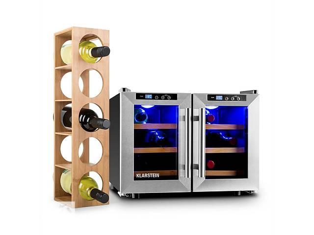Винний холодильник klarstein 60001813 + Winiarek 40л.- объявление о продаже  в Львові