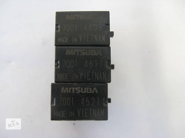 купить бу  Реле MITSUBA 7001 4406,7001 4521,7001 4611 для Honda в Львове