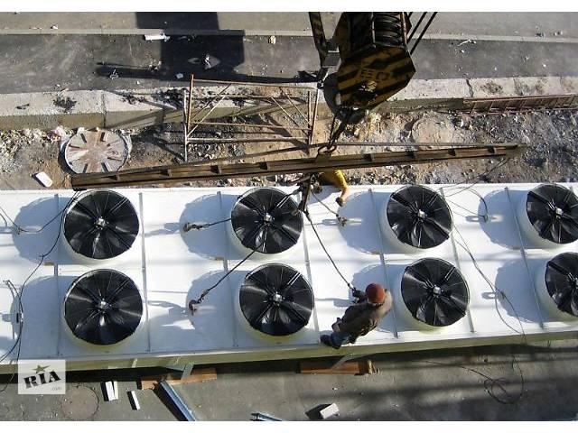 купить бу Ремонт промышленного холодильного оборудования в Харькове