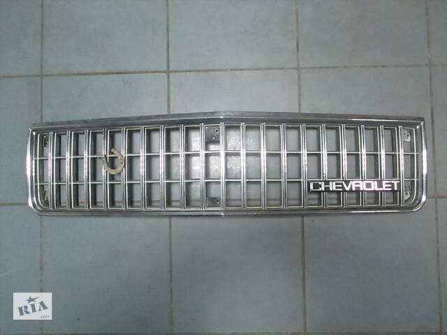 купить бу Решетка радиатора  CHEVROLET CAPRICE 209012616  под заказ 3-5дн в Стрые