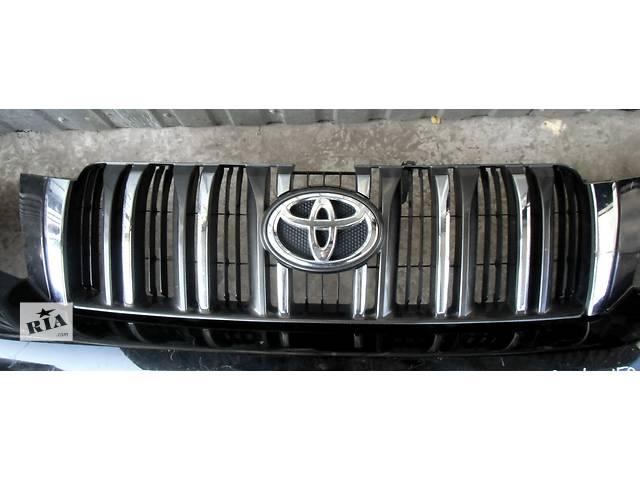 продам Решётка радиатора для кроссовера Toyota Prado 150 бу в Ровно