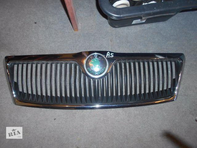 Решётка радиатора для Skoda Octavia A5 2008- объявление о продаже  в Львове