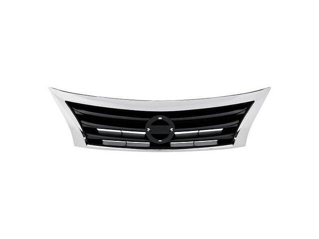 продам Решетка радиатора Nissan Altima '12-16 черная / хром (FPS) 623103TA0A бу в Киеве