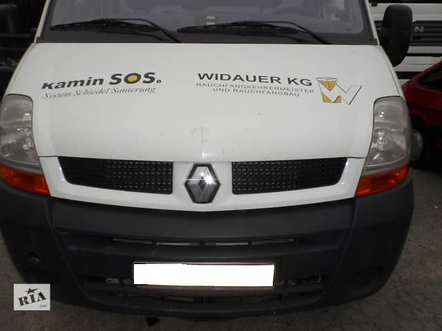 бу Решётка радиатора Рено Мастер Renault Master 2,5 Opel Movano Опель Мовано Nissan Interstar Ниссан Интерстар в Ровно