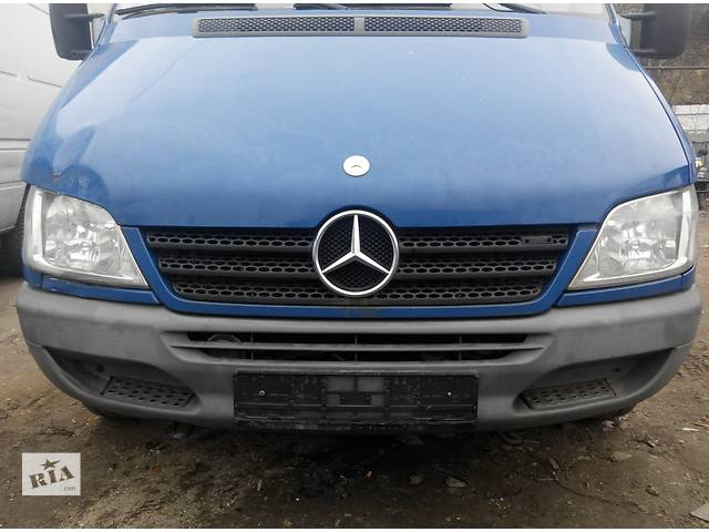 бу Решётка радиатора, решітка радіатора Mercedes Sprinter Мерседес Спринтер 903, 2.2; 2.7 CDI OM611; 612 в Ровно