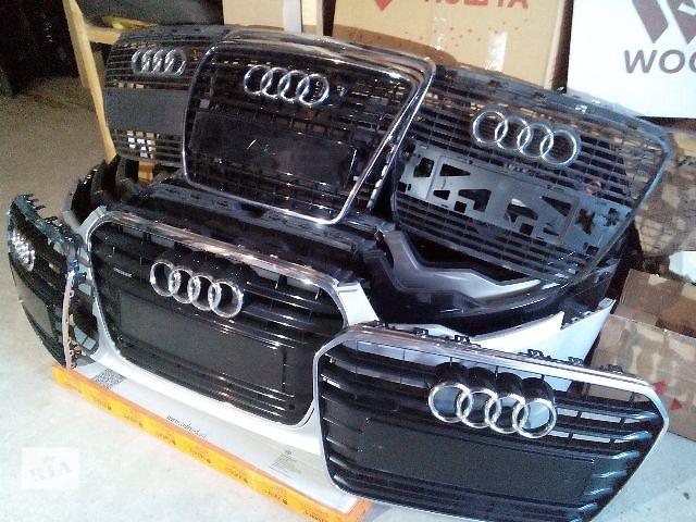 купить бу Решётка бампера для легкового авто Audi A6 в Костополе