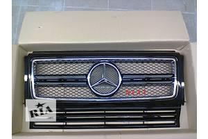 Новые Решётки радиатора Mercedes G-Class