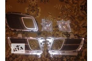Новые Решётки бампера Mazda 6