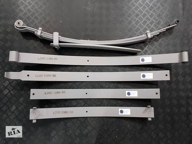 купить бу Рессора Mitsubishi L200, Митсубиси Л200 (листы рессоры) в Одессе