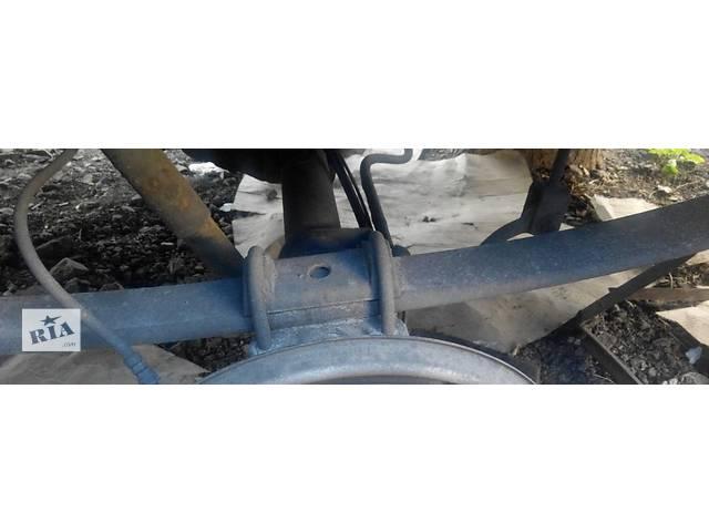 Рессора, ресора задняя, задня Мерседес Спринтер 906 (215, 313, 315, 415, 218, 318, 418, 518) 2006-12- объявление о продаже  в Ровно