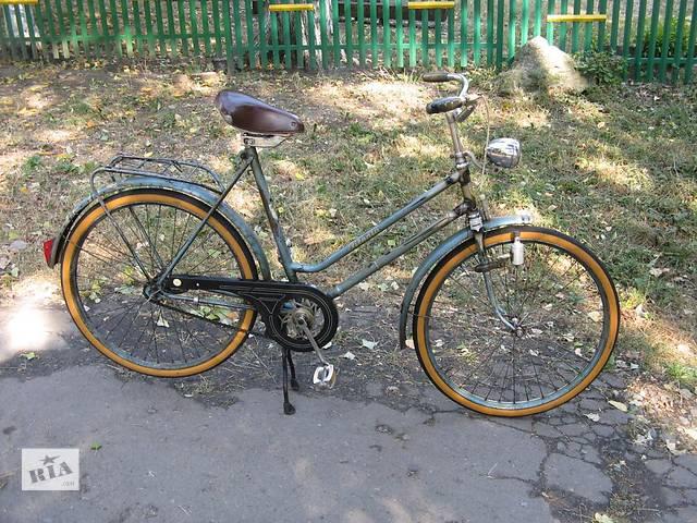 """Ретро велосипед """"Titania""""- объявление о продаже  в Хмельницком"""
