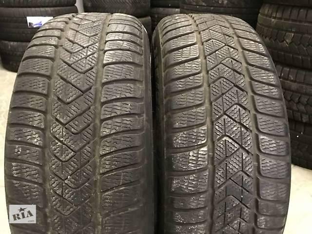 купить бу Зимняя резина шины покрышки Pirelli Spttozero Winter 225/55/17 97H RSC в Луцке