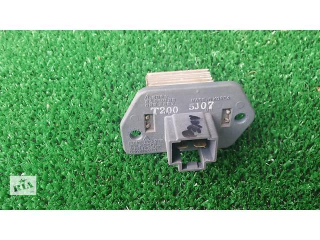 Резистор печки для Chevrolet Aveo T200 2003-08- объявление о продаже  в Тернополе