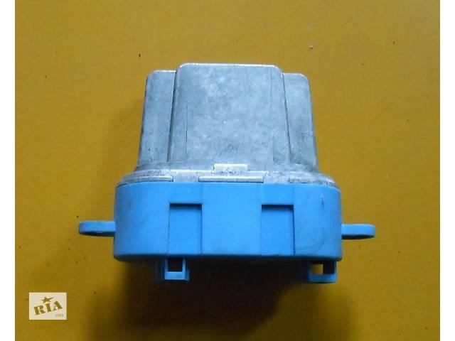 купить бу Резистор печки Регулятор вентилятора 7L0907521 Volkswagen Touareg Туарег 2003 - 2007 в Ровно