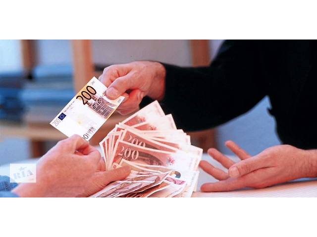 купить бу Решение ваших финансовых проблем, без административных сборов.  в Украине