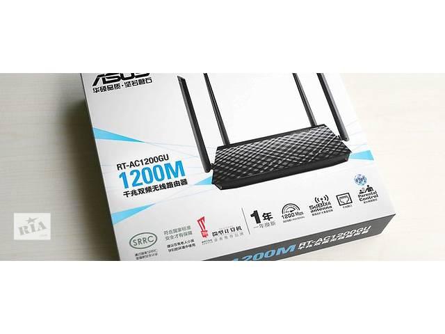 продам Роутер ASUS RT-AC1200GU (USB,2,4/5.0GHz,802.11ac,3G / 4G ) бу в Бердянске