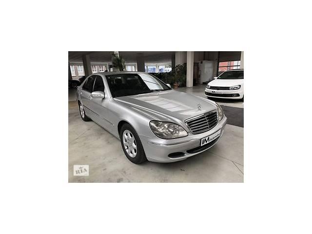 продам Розборка Mercedes-Benz W220 S320 бу в Дрогобыче