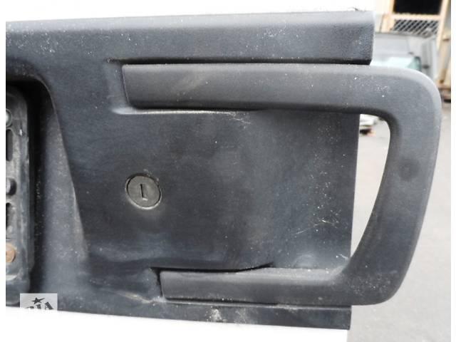 купить бу Ручка задней розпашной двери Фіат Фиат Добло Новый кузов 263 Fiat Doblo Nuovo 263 2009-2014 в Ровно
