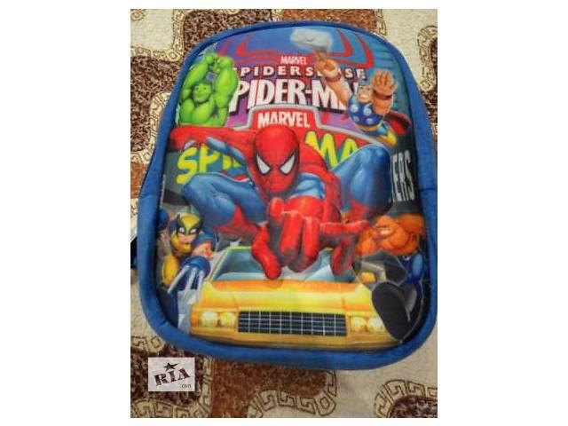 Рюкзак Человек паук- объявление о продаже  в Черкассах