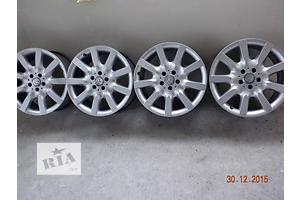 б/у диски с шинами Mercedes S 500