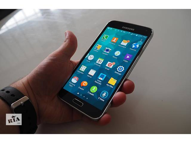 бу Samsung Galaxy S5 2 Sim + Чехол в Подарок! в Киеве