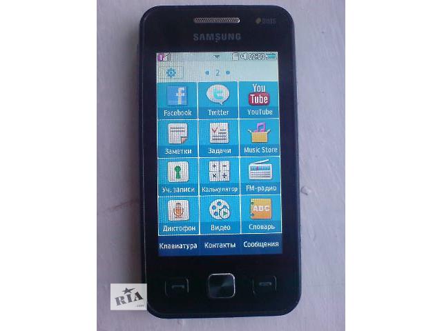 купить бу Samsung GT-C6712 Duos в Киеве
