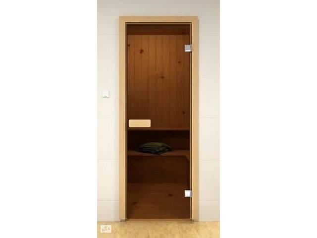Стеклянные двери для сауны - объявление о продаже  в Мелітополі