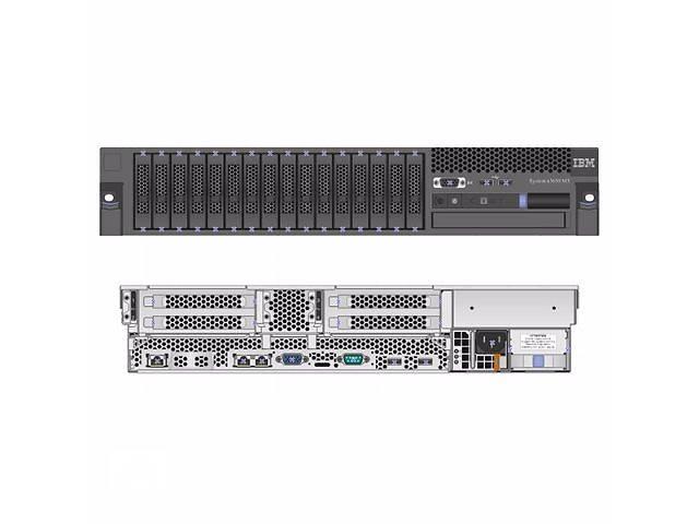купить бу Сервер  с Европы! IBM System X3650 M3 7945 / Rack 2U / 2x Intel Xeon E5640 Quad 2.66 GHz /  в Знаменке (Кировоградской обл.)