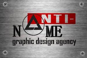 """Студия графического дизайна и фотографий """"ANTI NAME Agency"""""""