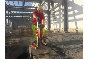 Анкерные работы для установки строительных конструкций и оборудования