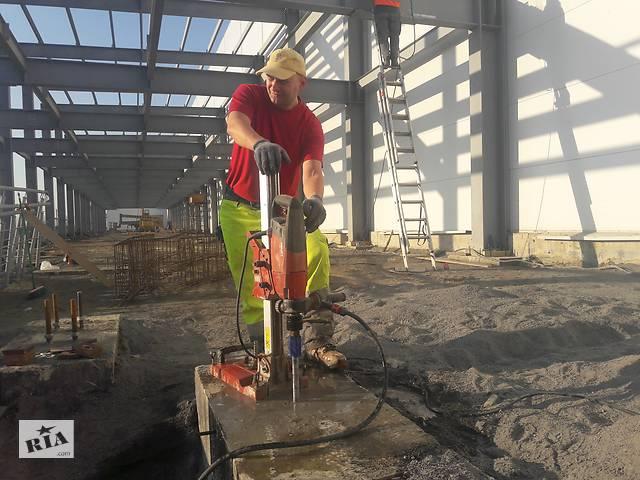 купить бу Анкерные работы для установки строительных конструкций и оборудования в Львове