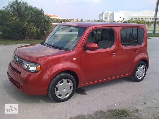 бу Аренда авто под выкуп Nissan cube (в рассрочку) в Одессе