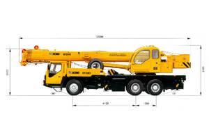 Аренда Автокрана XCMG QY25 K5 (25т, 47 м)