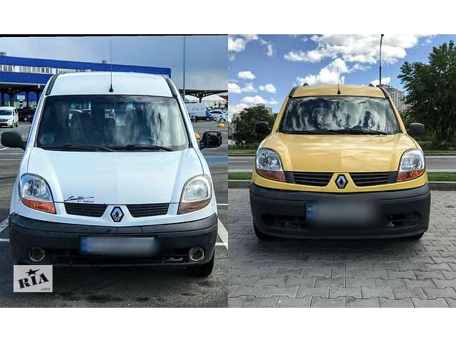 продам Аренда с правом выкупа Renault Kangoo бу в Киеве