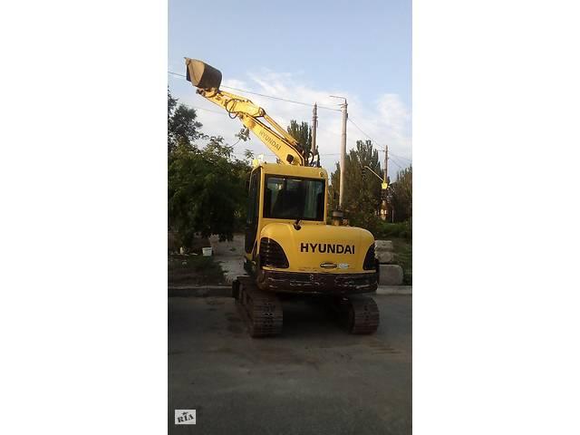 купить бу  Аренда строительной спецтехники в Запорожье и области  в Украине