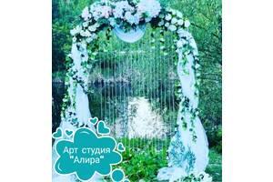 Аренда свадебной арки 600