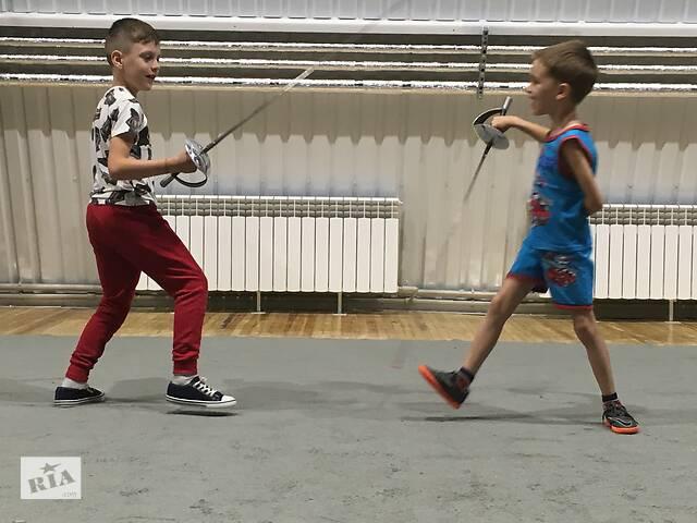 купить бу Артистическое Фехтование - набор в группы с 5-14 лет. в Броварах
