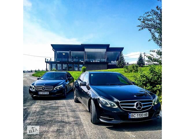 продам Автомобили на свадебный кортеж Mercedes E-Class, S-Class, V-Class, G-Class, GLE, BMW, Sprinter VIP Автобусы 23-60 мест бу  в Украине