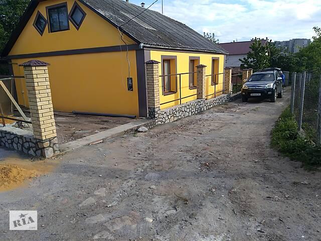 продам Бригада профессиональных строителей выполнит строительство заборов, домов, крыш, бетонные работы бу  в Украине
