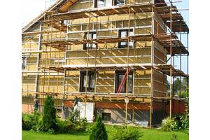 Будівельні роботи, котеджі під ключ, фундаменти, монолітні роботи, коробки, каркасні споруди, бетонні роботи, оздоблення