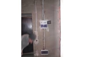 електрик. електромонтажні роботи будь-якоі складності. гарантія.