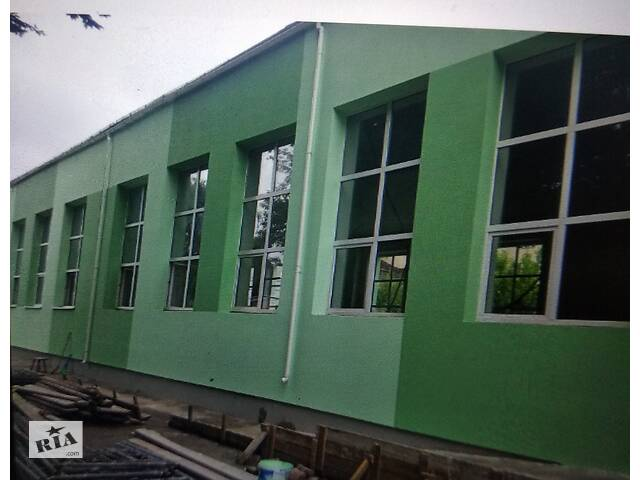 купить бу Фасад здания  в Украине