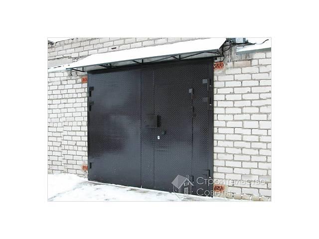 продам Гаражные ворота бу  в Украине
