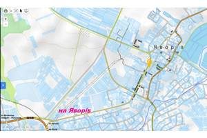 Investment industrial real estate in Ukraine. Ukraine, Lviv region, the town of Yavoriv.