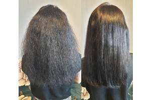 Кератиновое Выпрямления Волос в Полтаве