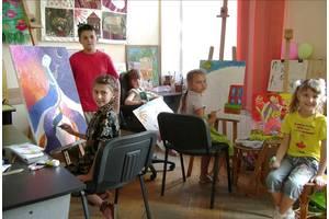 """Художественная студия """"Арт-фантазия"""" приглашает детей на обучение"""