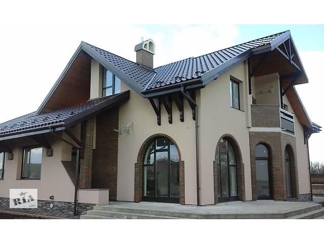 бу Красива і  нестандартна  приватна  архітектура  в Украине