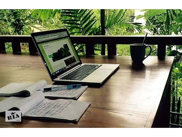 Женщинам - работа онлайн, менеджером.- объявление о продаже  в Кременчуге