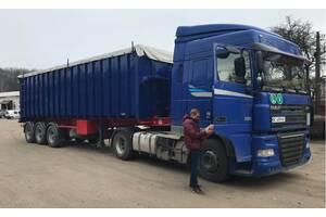 международные перевозки самосвал зерновозы у єс Європа Зерновоз самоскид послуги перевезення самоскидами Європа