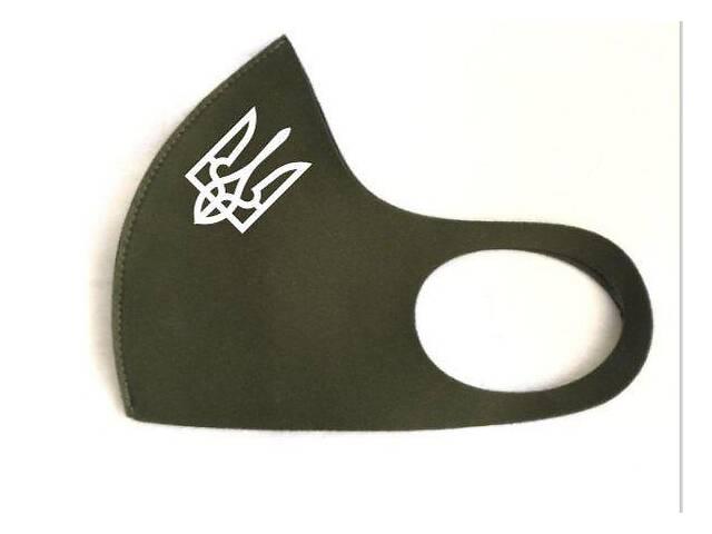 бу  Многоразовая маска Питта производство  в Украине